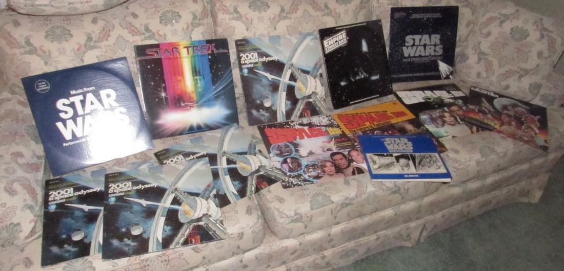 Star Wars & Star Trek Records