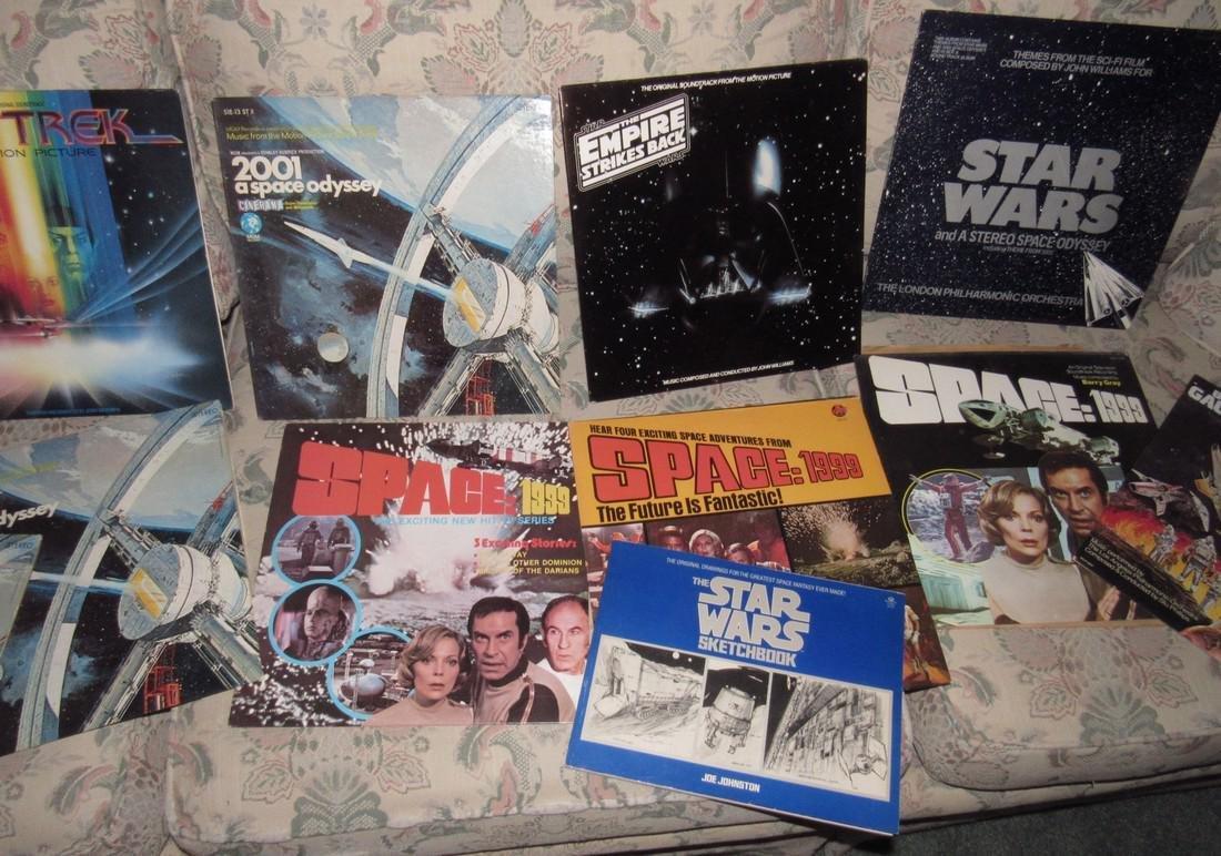 Star Wars & Star Trek Records - 4