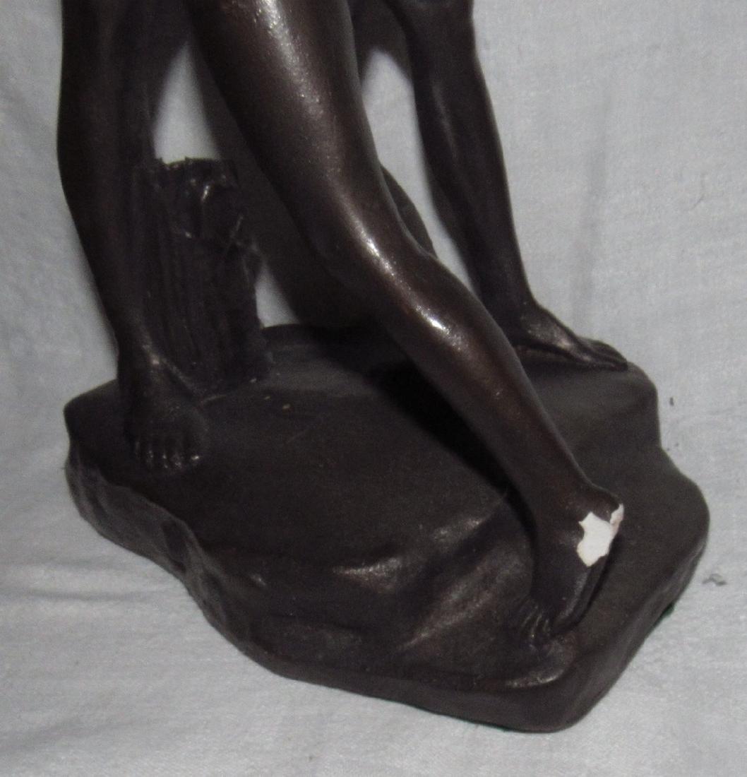 2 Plaster Sculptures - 2