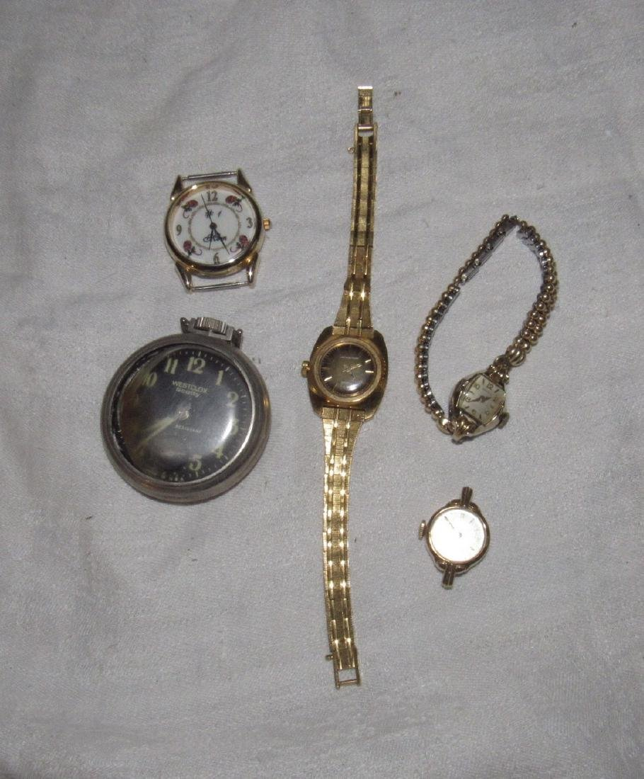 Timex & Benrus Watches