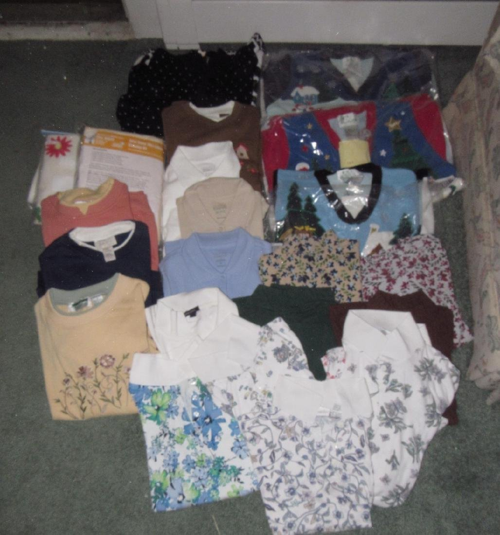 Lot of Clothing QVC
