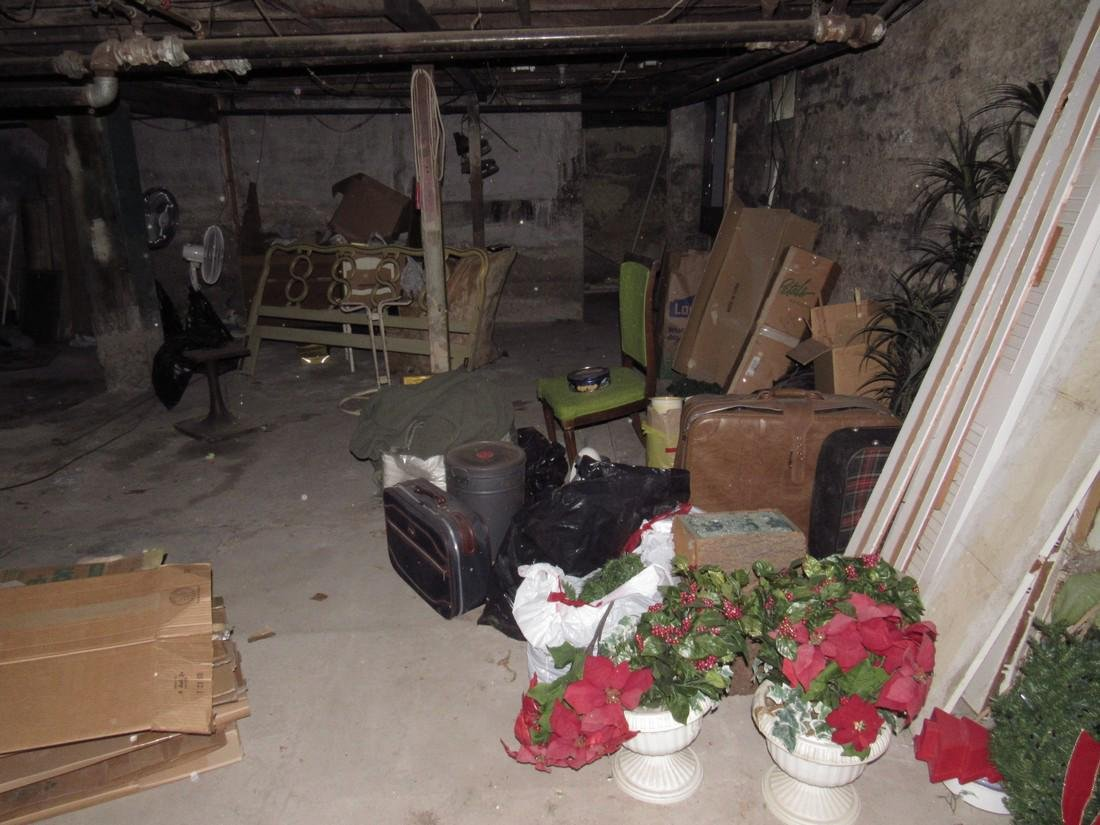 Contents of Basement