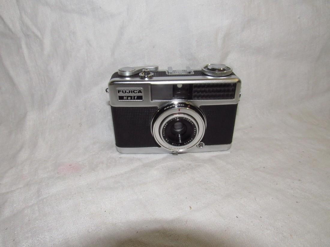 Fujica Half Camera