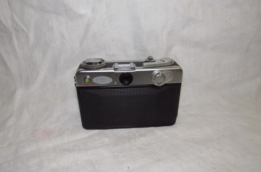 Fujica Half Camera - 2