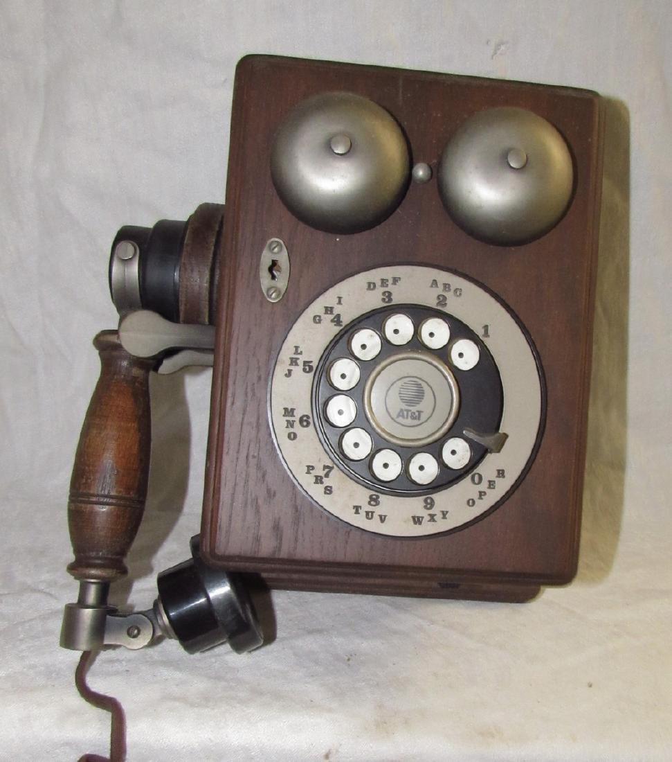 Western Electric Wall Telephone