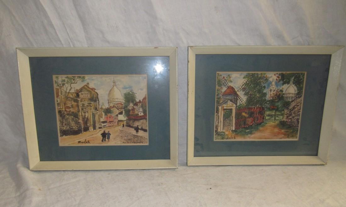 2 Macleh Prints