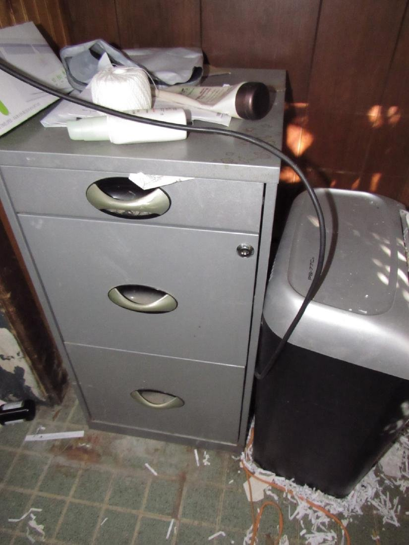 Kitchen Counter Top Contents File Cabinet - 10
