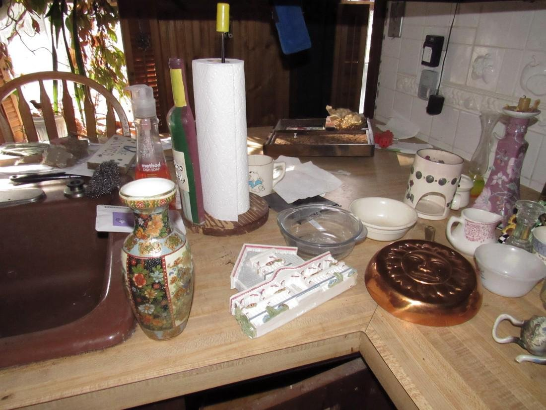 Kitchen Counter Top Contents File Cabinet - 6