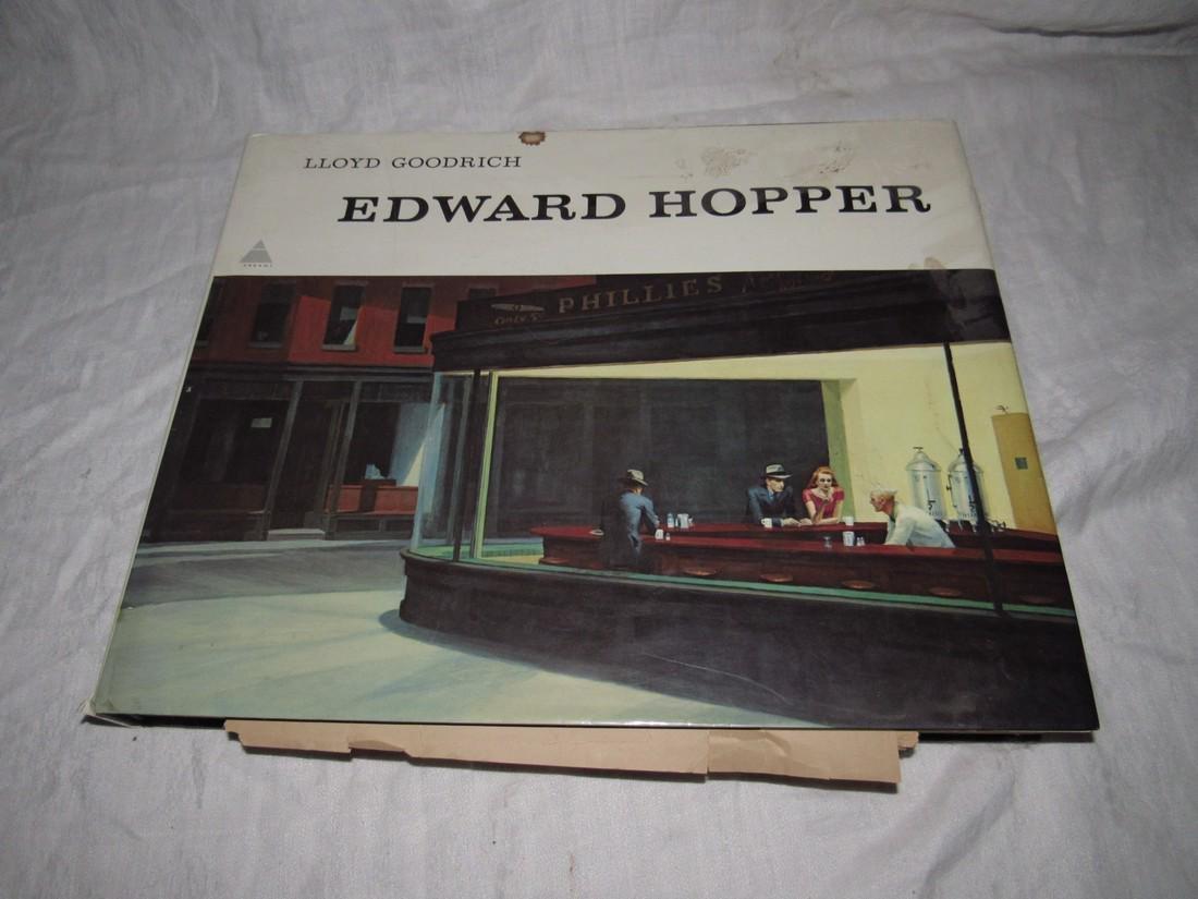 Lloyd Goodrich Edward Hooper Book
