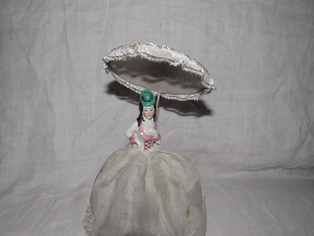 Victorian China Figure - 2