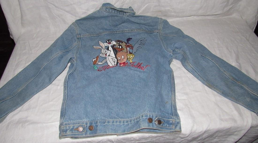 Three Rivers Denim Looney Tunes Jean Jacket