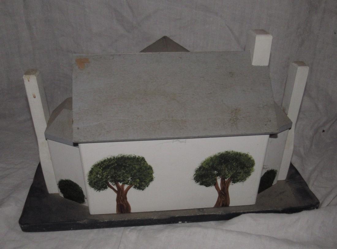Wooden Birdhouse - 2