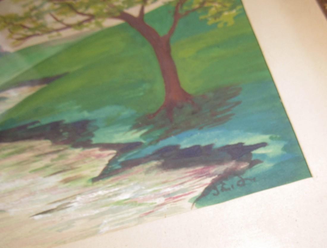 3 Oil Paintings - 4
