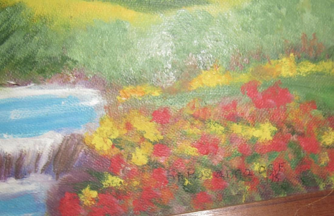 3 Oil Paintings - 6