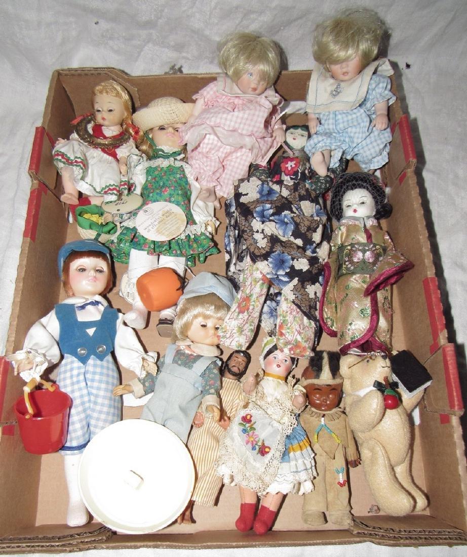 Pauline's Effanbee & Misc Dolls