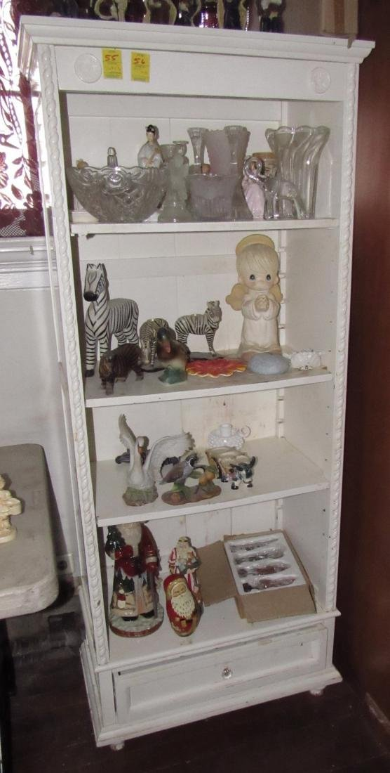 Simply Shabby Chic One Drawer Shelf