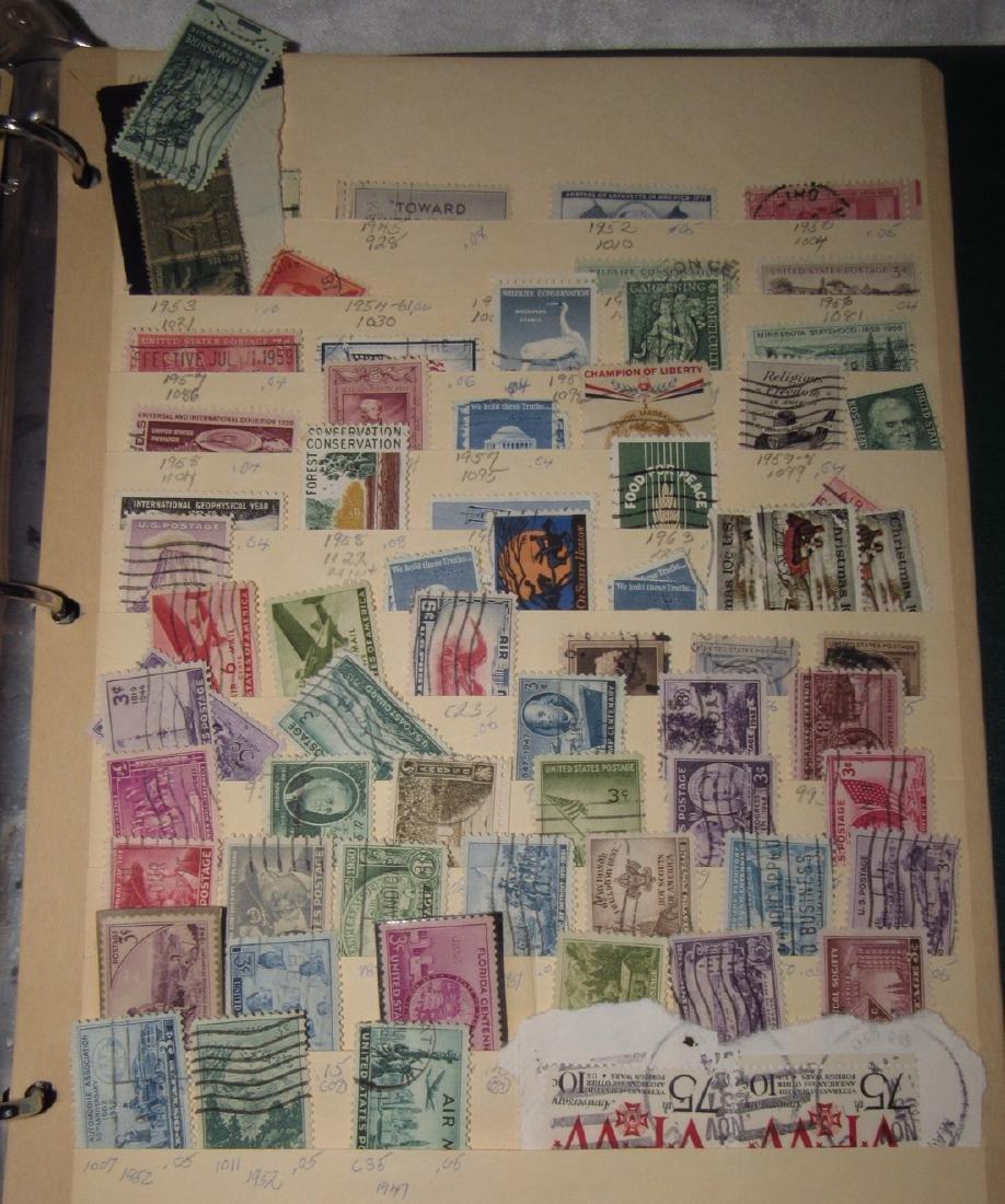 Stamp Album - 4