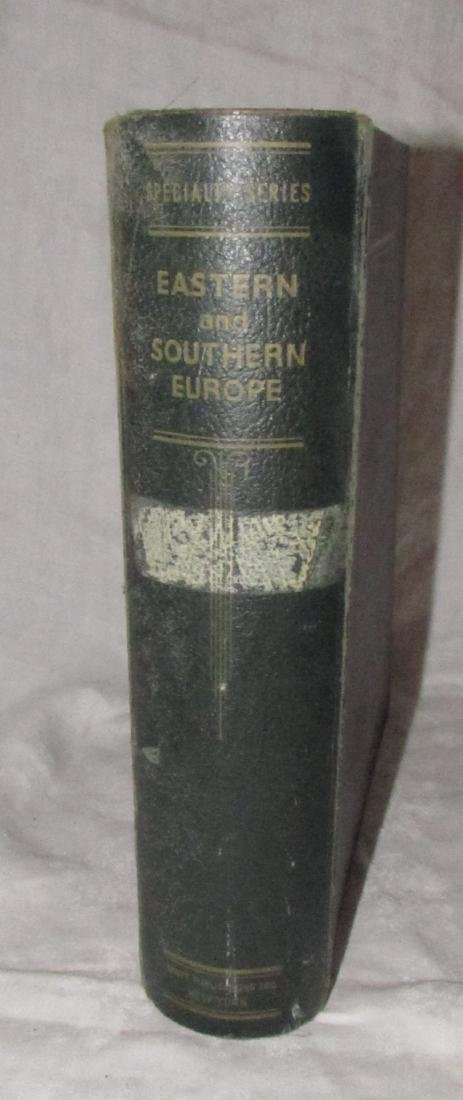 Eastern & Southern Europe Stamp Album