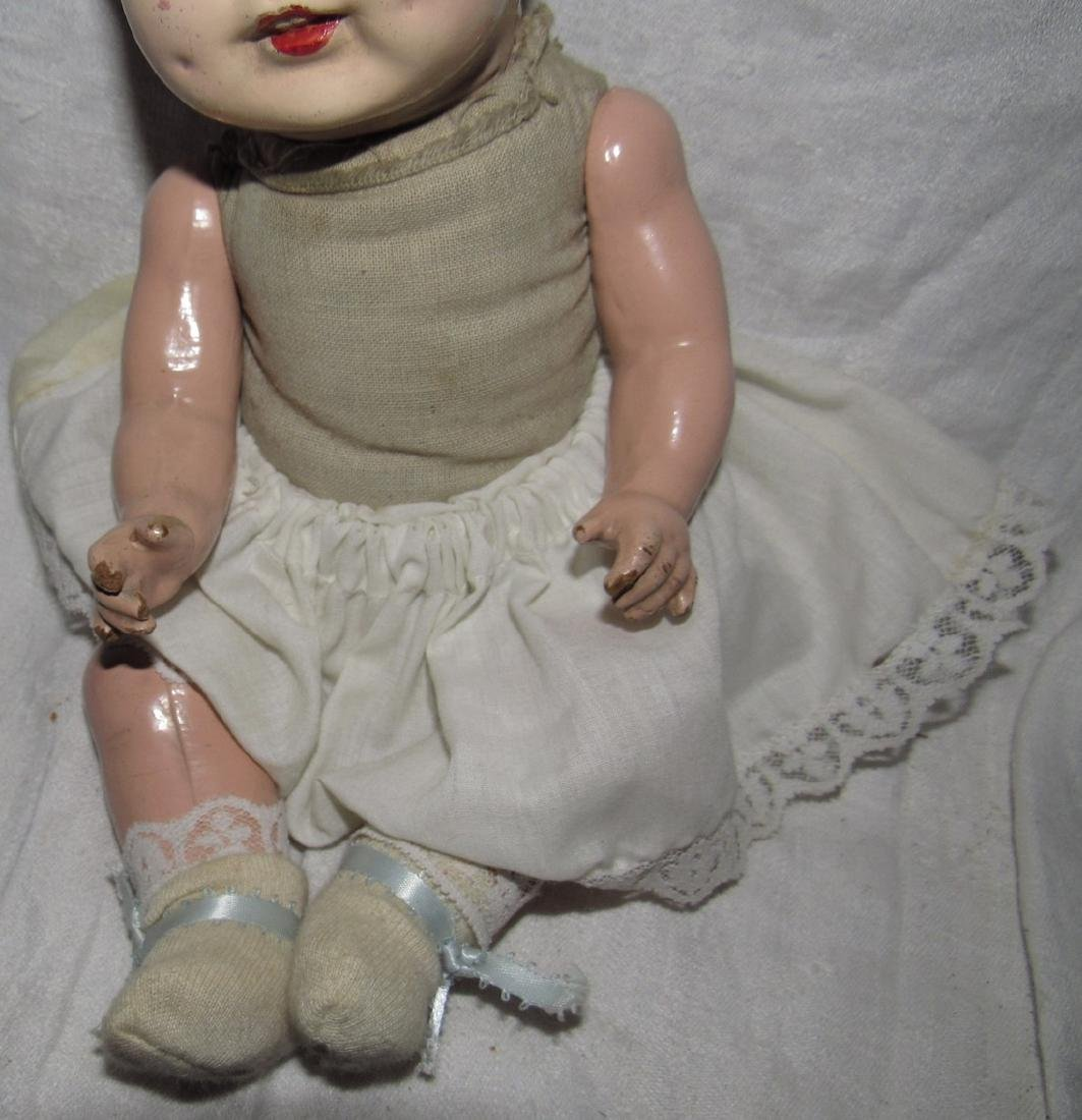 Composition Doll - 2