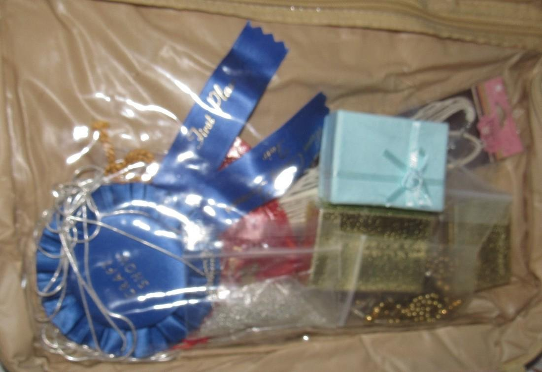 Lot of Costume Jewelry and Parts