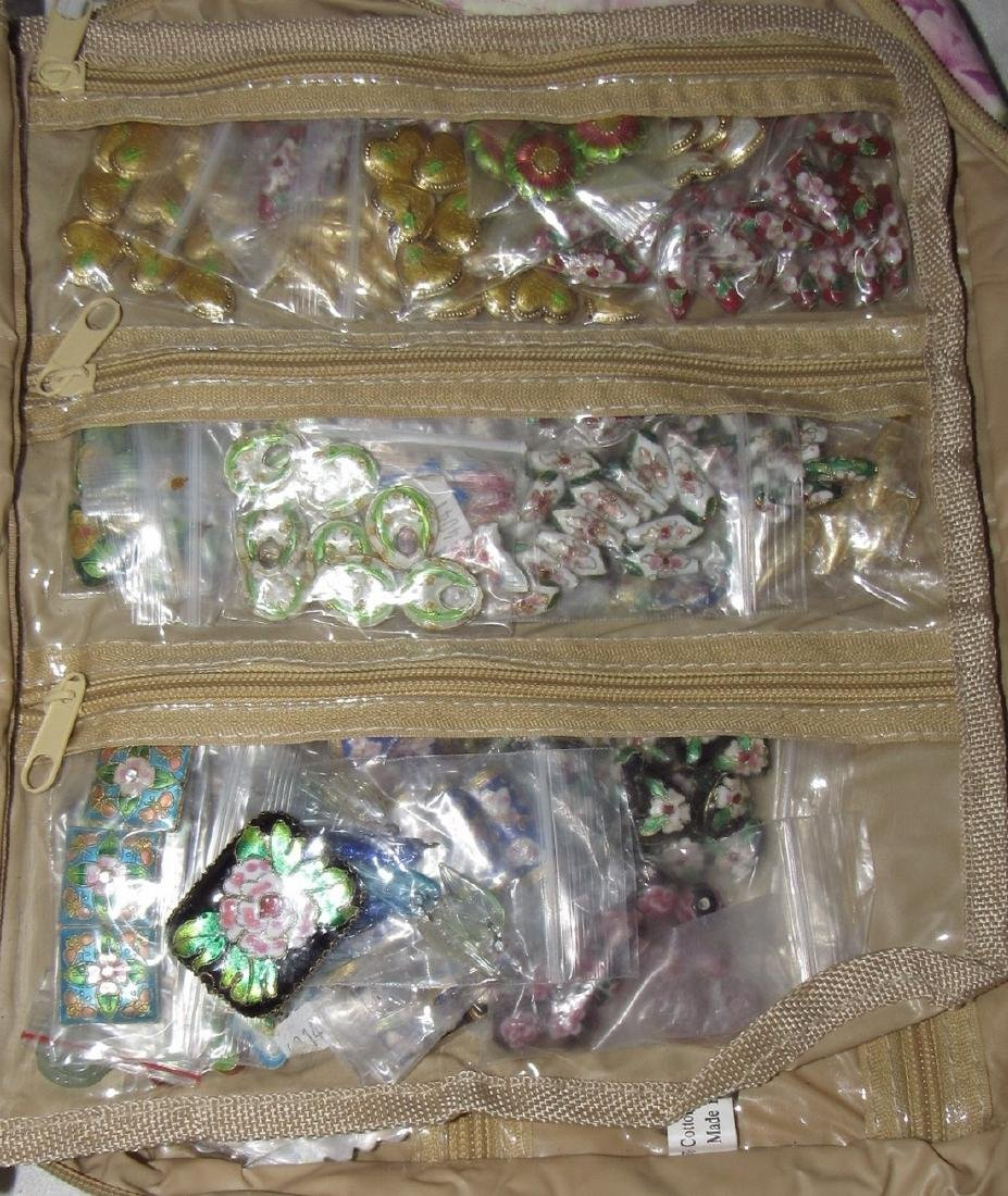 Lot of Costume Jewelry and Parts - 4