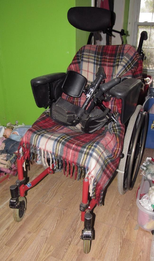 Litestream XF Wheel Chair