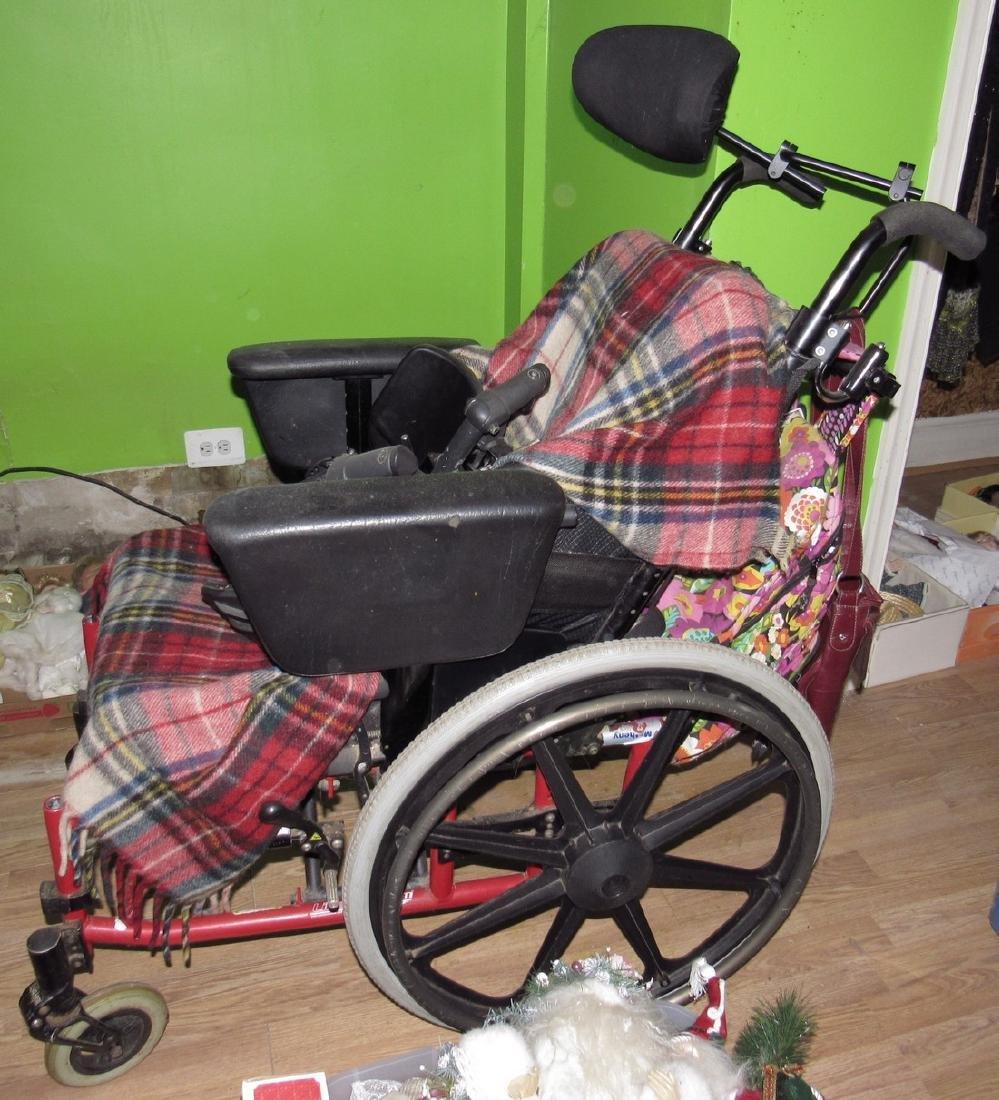Litestream XF Wheel Chair - 2