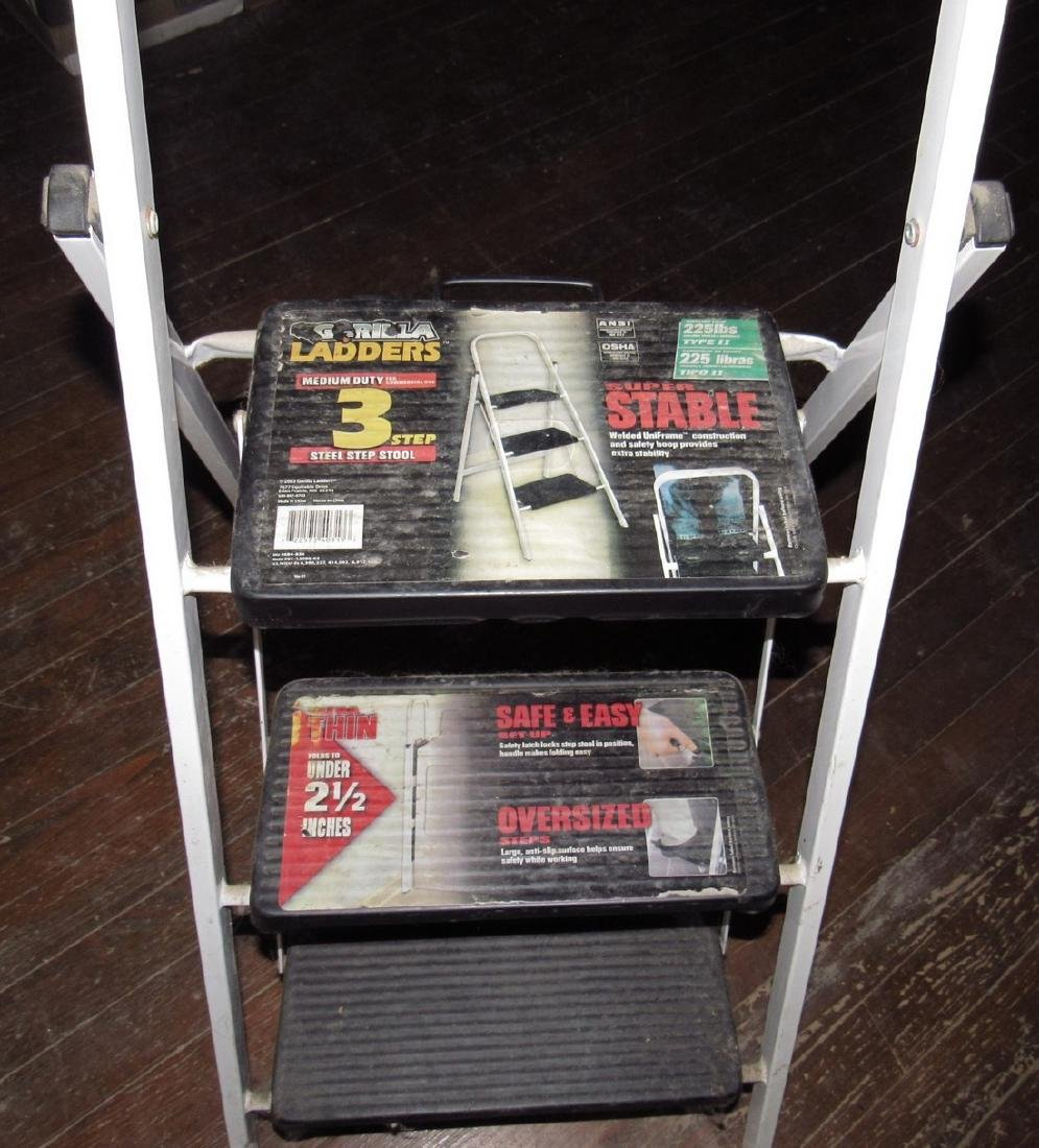 Gorilla Medium Duty Step Stool Ladder - 2