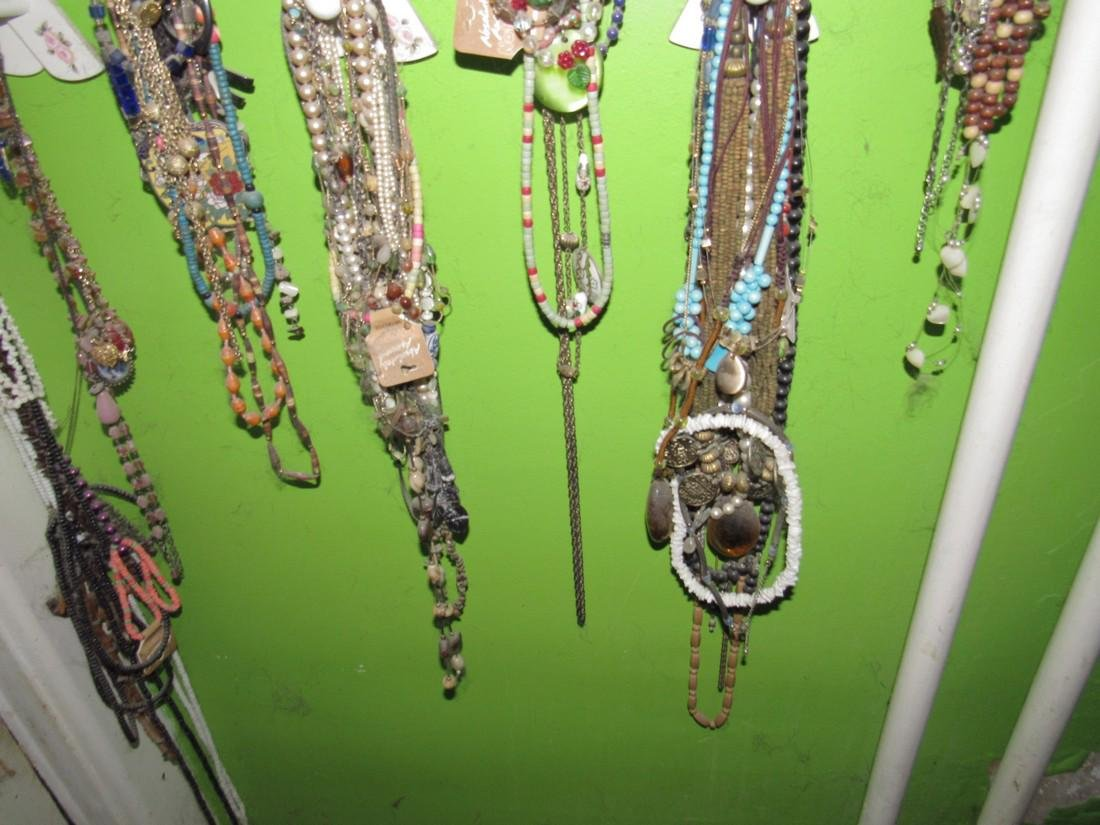 Costume Jewelry Hand Made Necklaces - 4