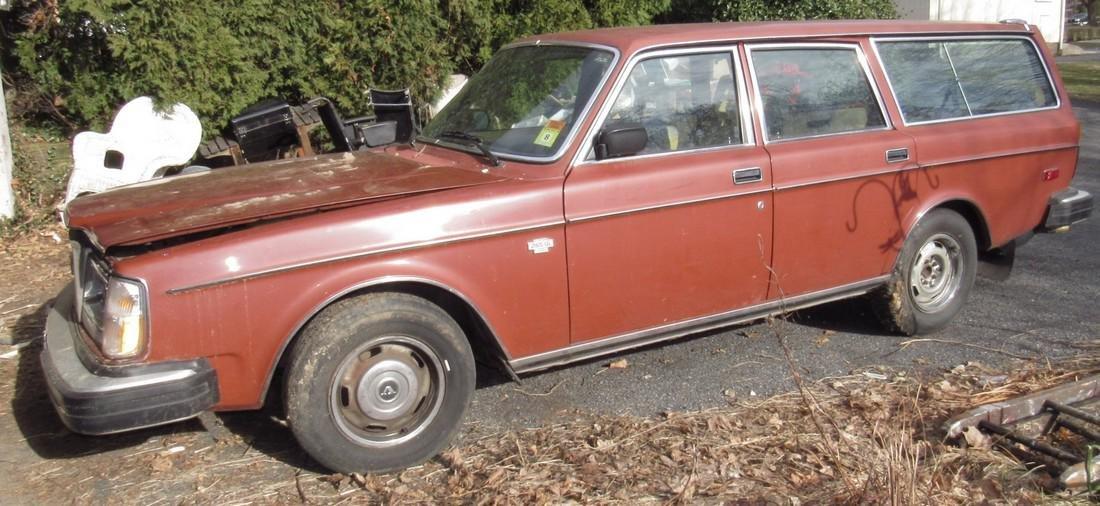 1978 Volvo 265 GL 4 door Wagon