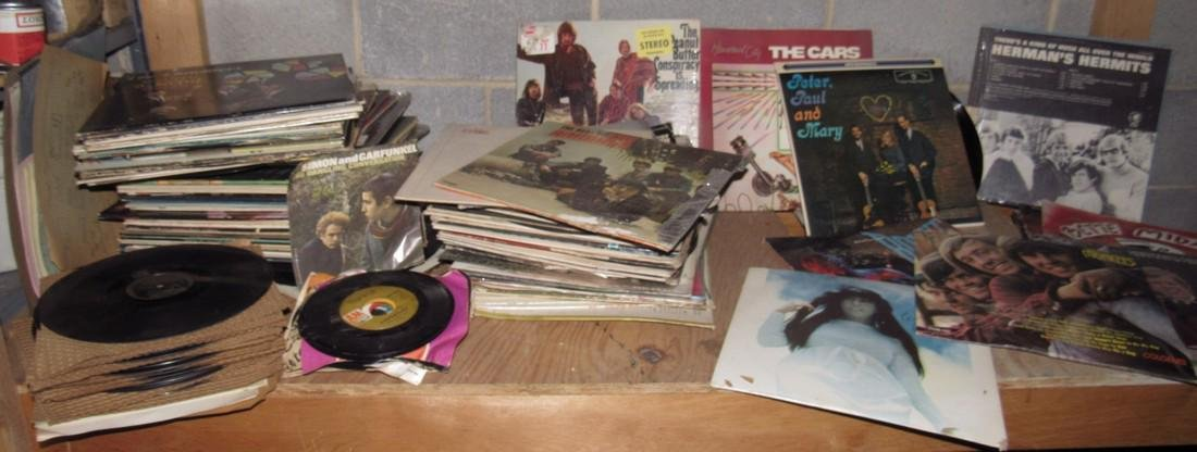 Large Lot of Records