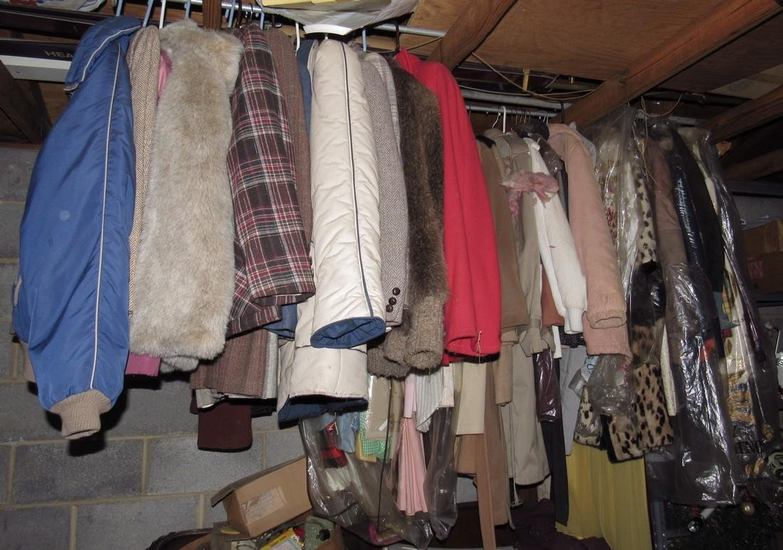 Clothing Coats Jackets Lot