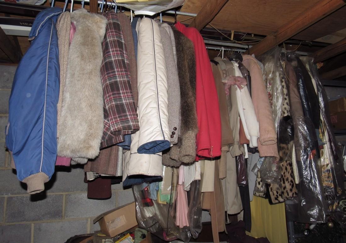 Clothing Coats Jackets Lot