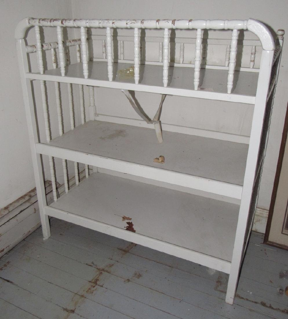 Baby Changing Table and Trunk