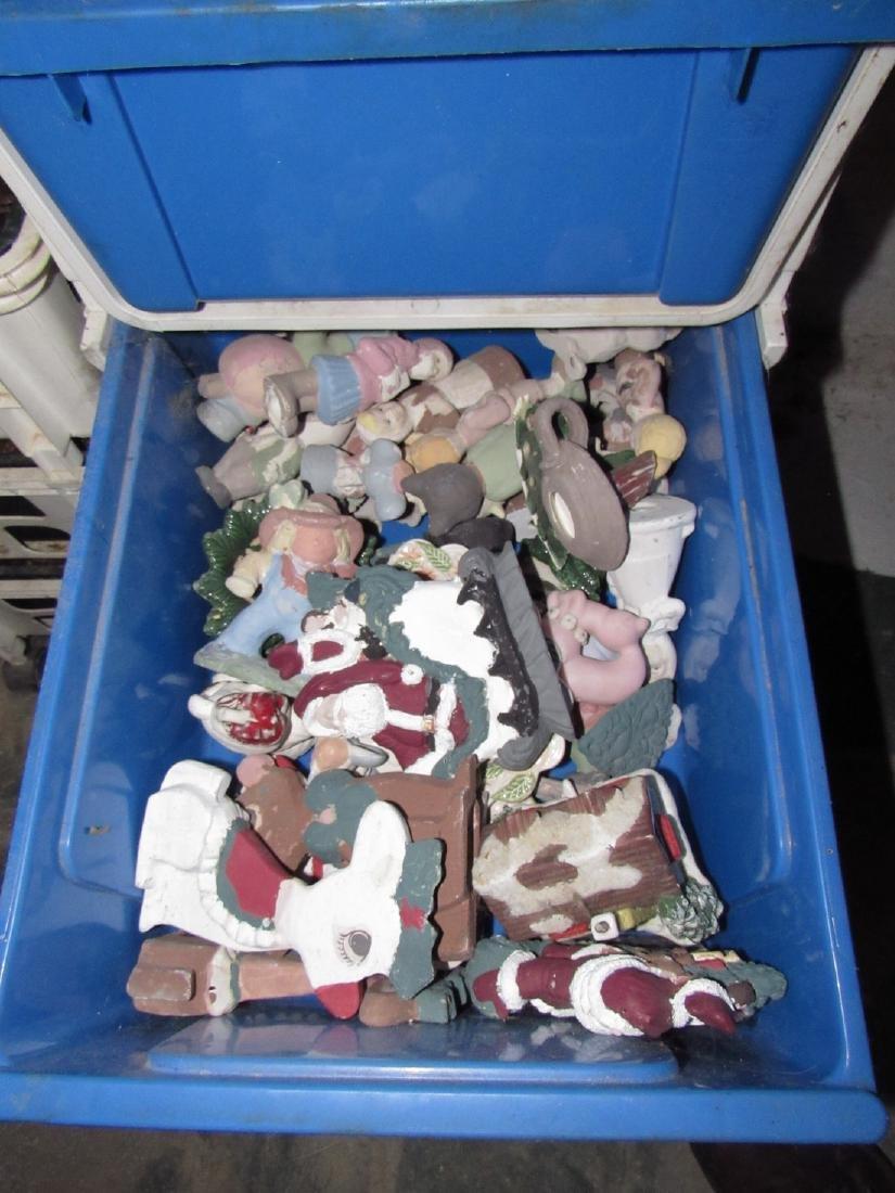 Ceramics & Pine Cones - 3