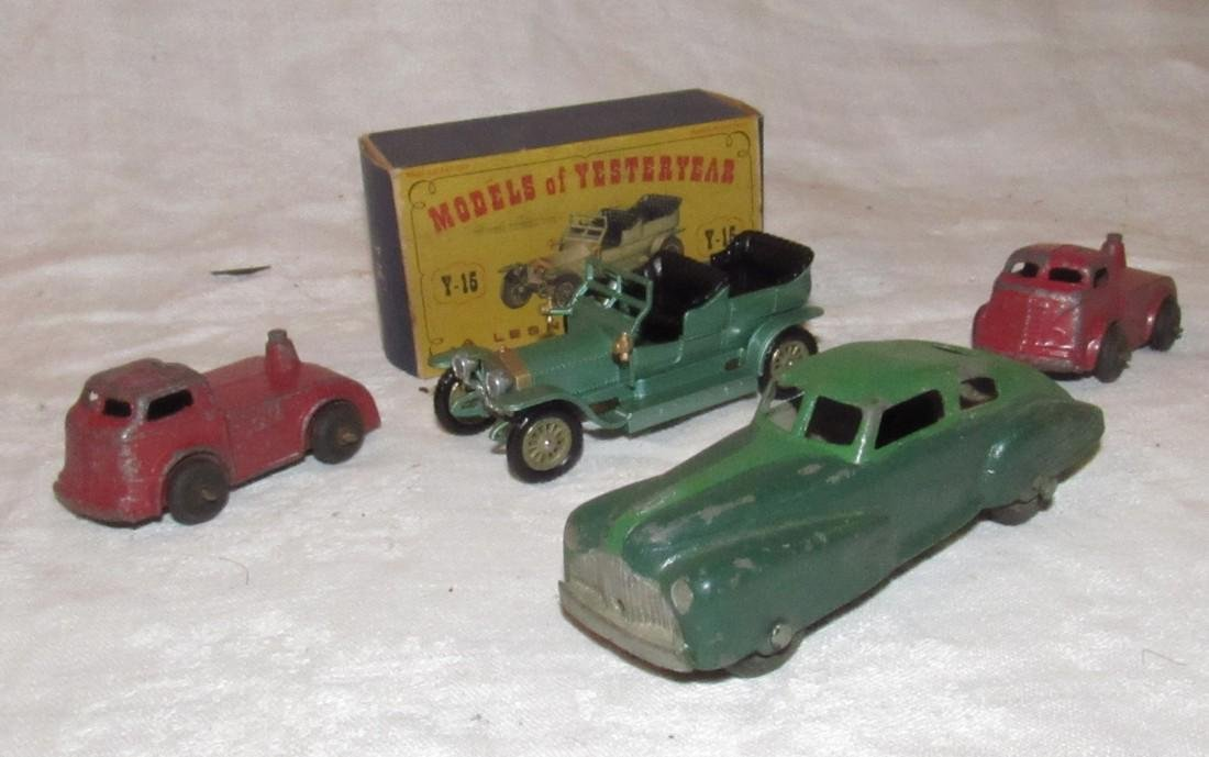 Matchbox Y-15  and Tootsie Toys