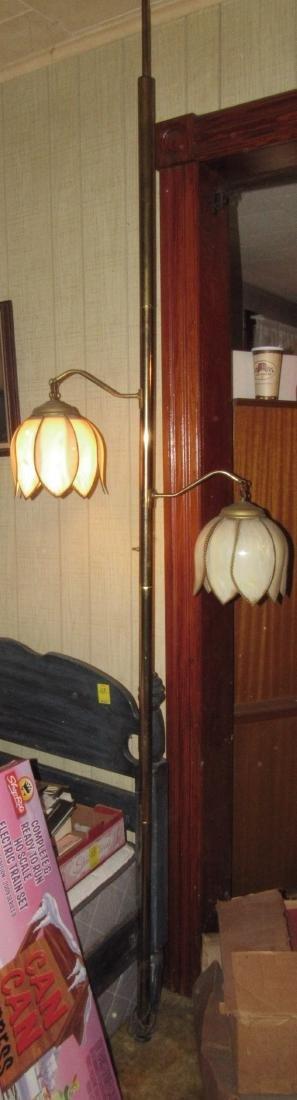 Vintage Mid Century Modern Pole Lamp