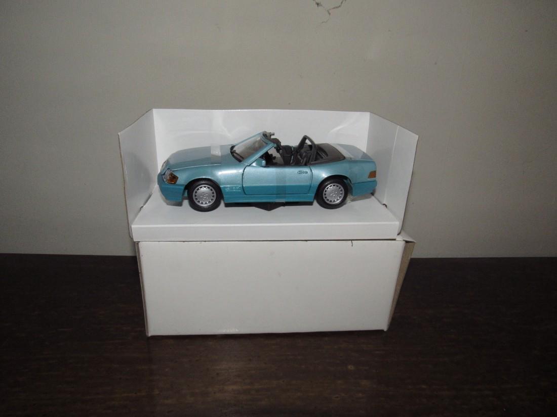 Maisto Diecast Mercedes Toy Car