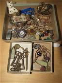 Vintage Costume Jewelry Watches Bracelets