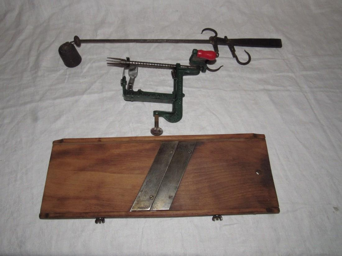 Beam Scale Cabbage Cutter Apple Corer