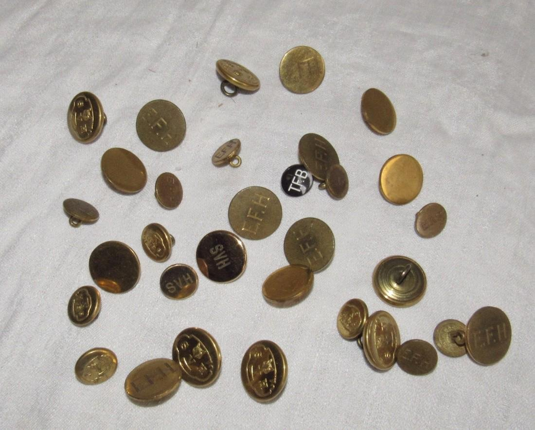 Weldon Buttons