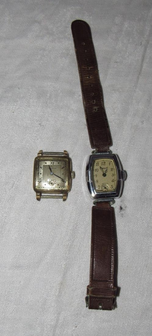 Ingersoll & Waltham 10k Gold Filled Watches