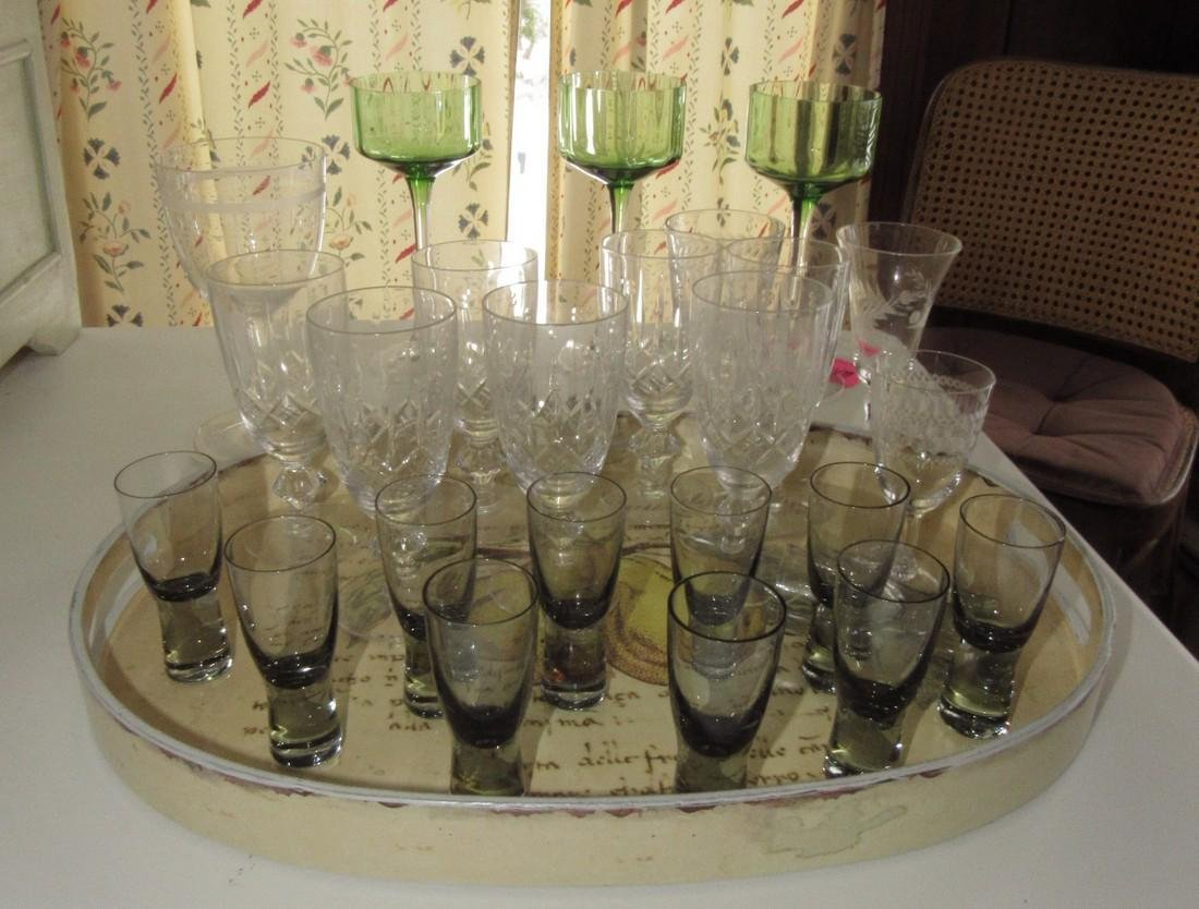 Cups Goblets Wine Glasses