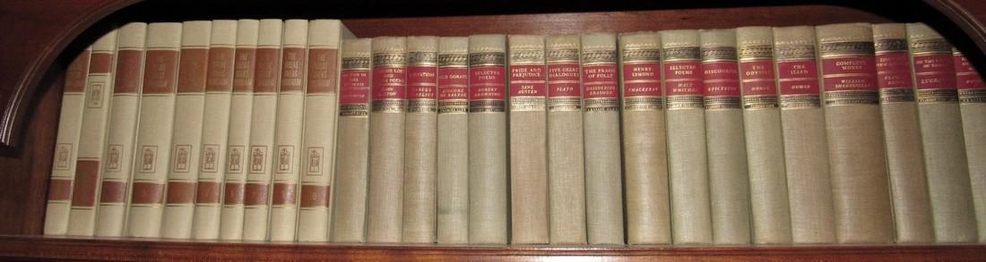 Great Ideas & Classics Club Library Books