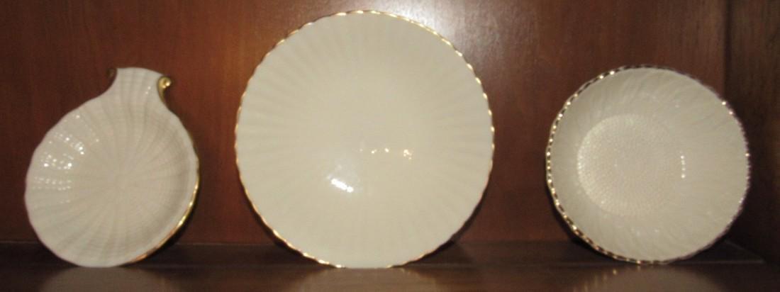 Lenox Shell Tray Compote & Bowl
