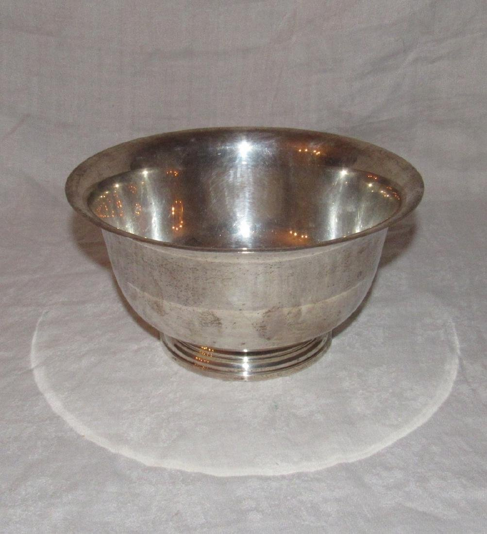 Sterling Silver 868 Paul Revere Bowl