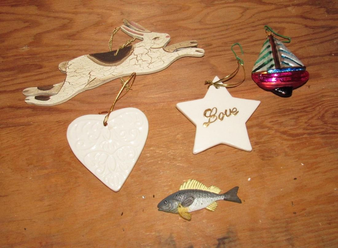 Misc Christmas Ornaments