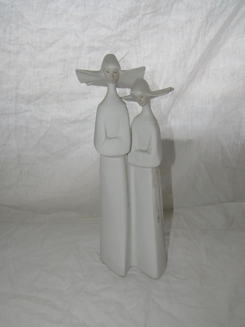 Lladro Nuns