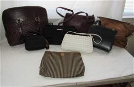 Fendi Coldwater Creek Nine West Liz Claiborne Purse