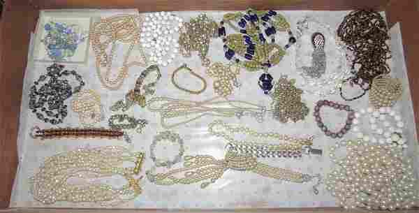 Costume Jewelry Necklaces Bracelets